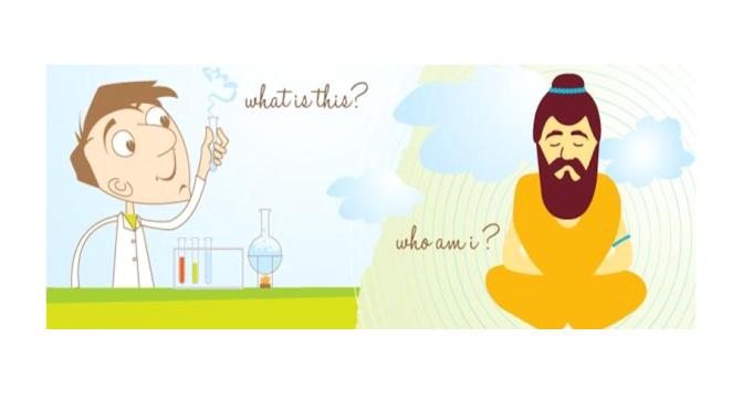 De liefde tussen wetenschap en spiritualiteit