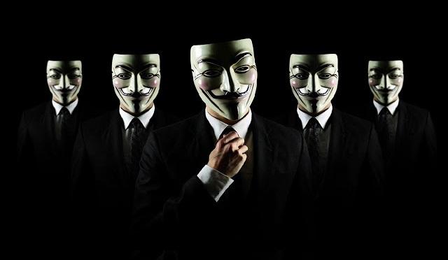 Anonymous: Wij hebben IJslandse sites platgelegd.