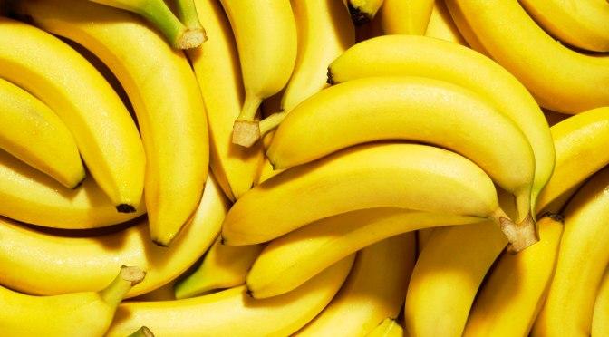 12 redenen waarom bananen gezond zijn.