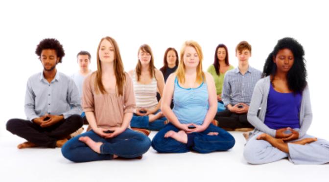 Wetenschap: mediteren kan racisme de wereld uit helpen