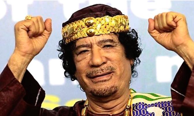BBC beseft dat Gaddafi goed was voor Libië en schrijft stuk over de 'Messias van Afrika'