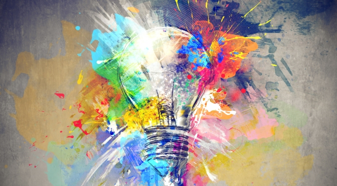 Hoe ben je creatief i.p.v. hoe creatief ben jij?